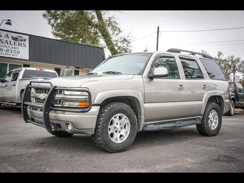 2002 Chevrolet Tahoe 1500