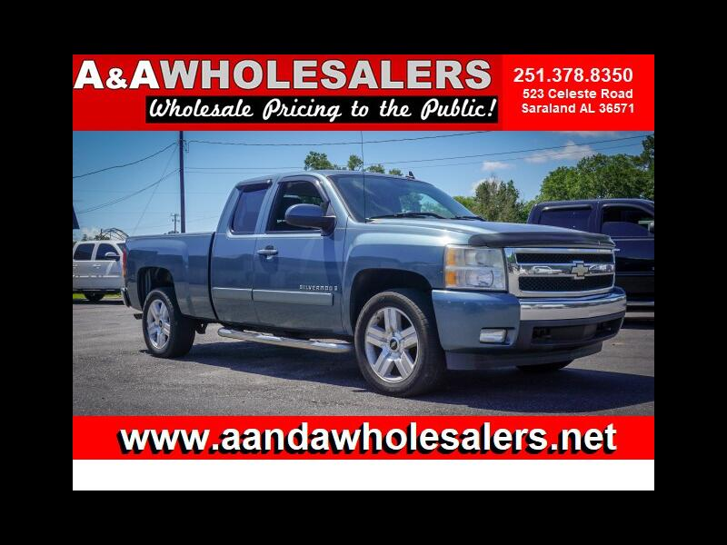 Chevrolet Silverado 1500 LT2 Ext. Cab Long Box 2WD 2008