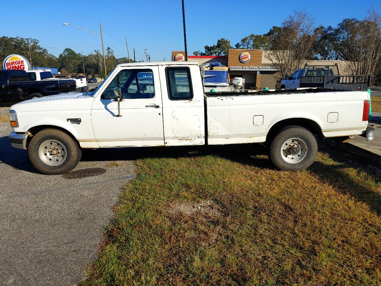 Ford F-250 XL SuperCab Long Bed 2WD 1996