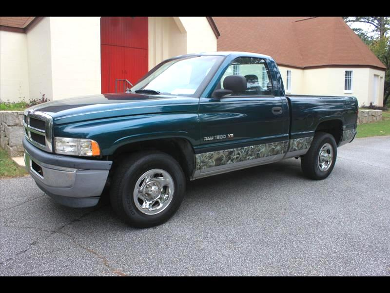 1998 Dodge Ram 1500 Reg. Cab 6.5-ft. Bed 2WD
