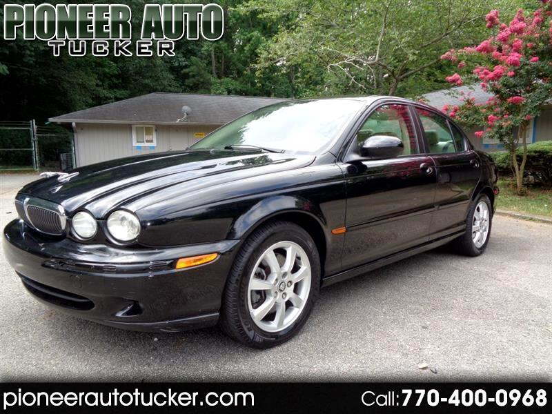 2005 Jaguar X-Type 2.5 Sedan