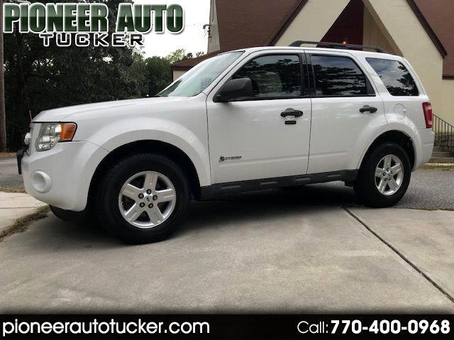 2010 Ford Escape Hybrid 4WD