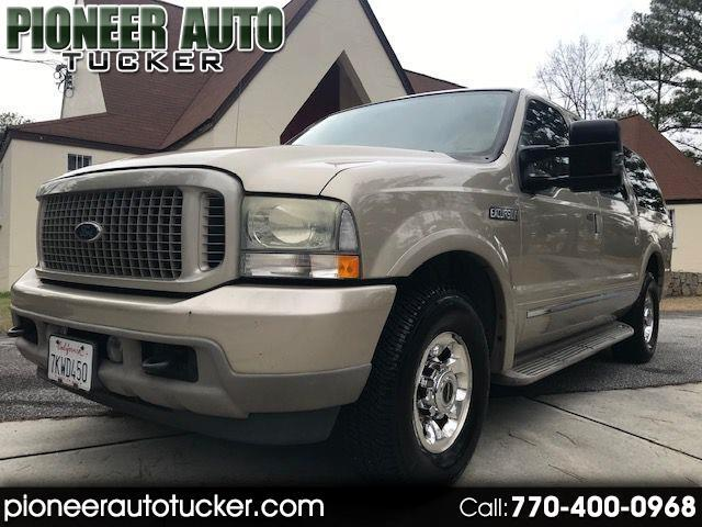 Ford Excursion Limited 6.8L 2WD 2004