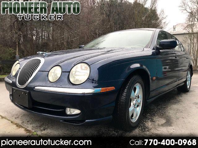 Jaguar S-Type 3.0 2000