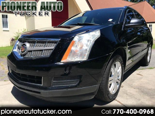 Cadillac SRX Luxury Collection 2010