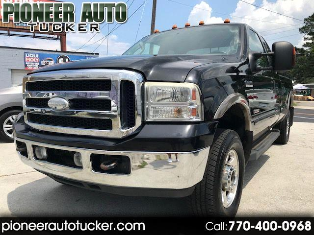 Ford F-250 SD XL SuperCab 4WD 2006