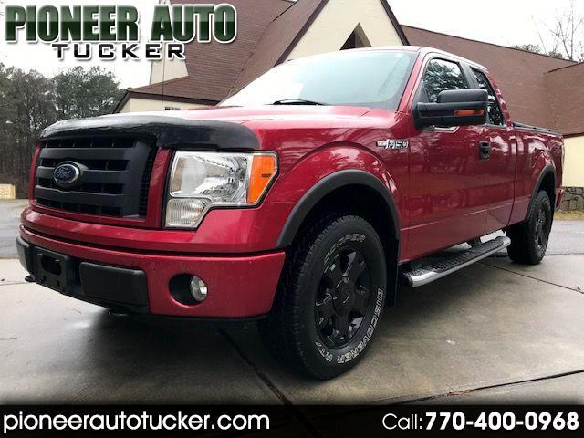 Ford F-150 FX4 SuperCab 6.5-ft. Bed 4WD 2010