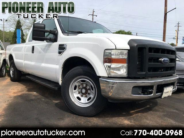 Ford F-250 SD XL SuperCab 2WD 2008