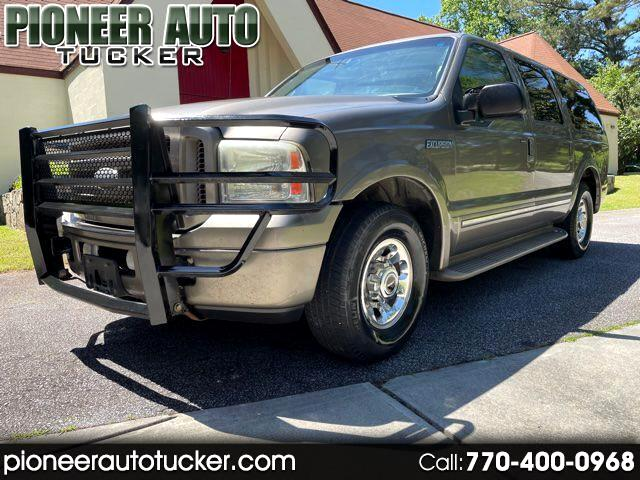 Ford Excursion Limited 6.8L 2WD 2005