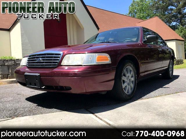 Ford Crown Victoria LX 2006