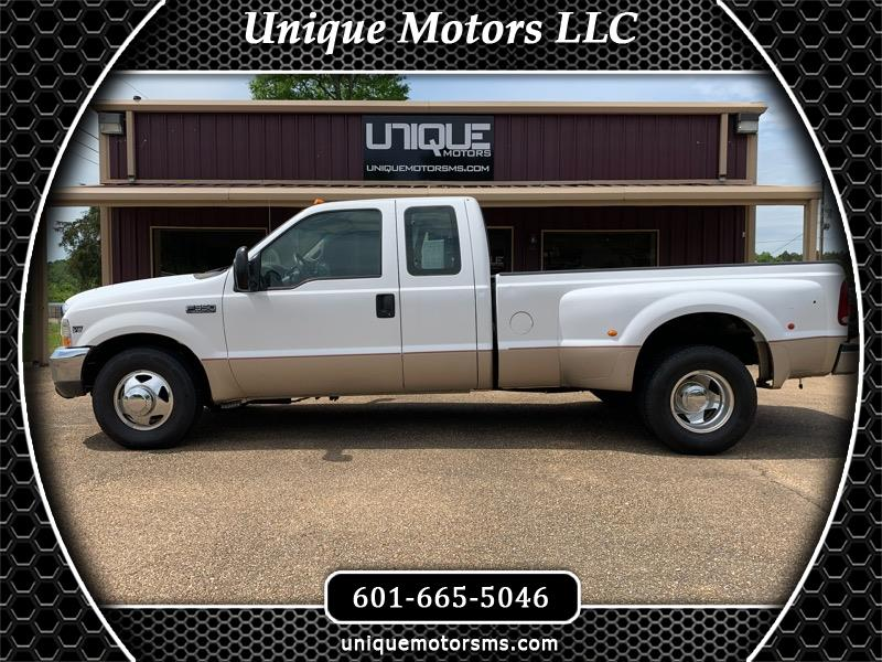 Ford F-350 SD XLT SuperCab 2WD DRW 1999