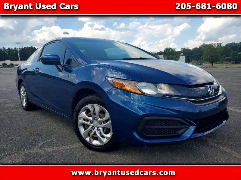 Honda Civic LX coupe 2014