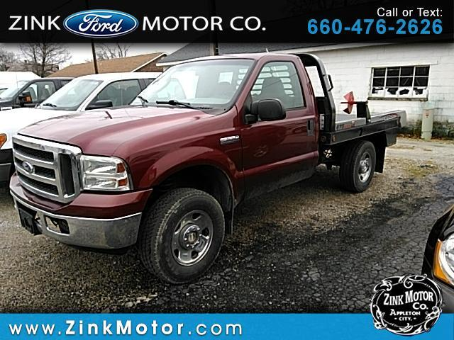 2005 Ford F-250 SD XLT 4WD