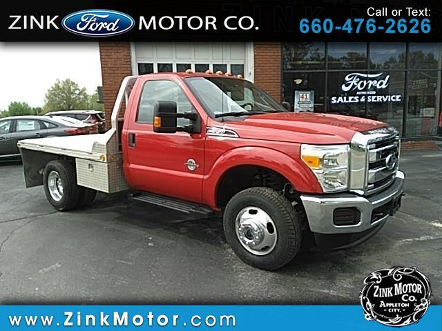 2015 Ford F-350 SD XLT DRW 4WD