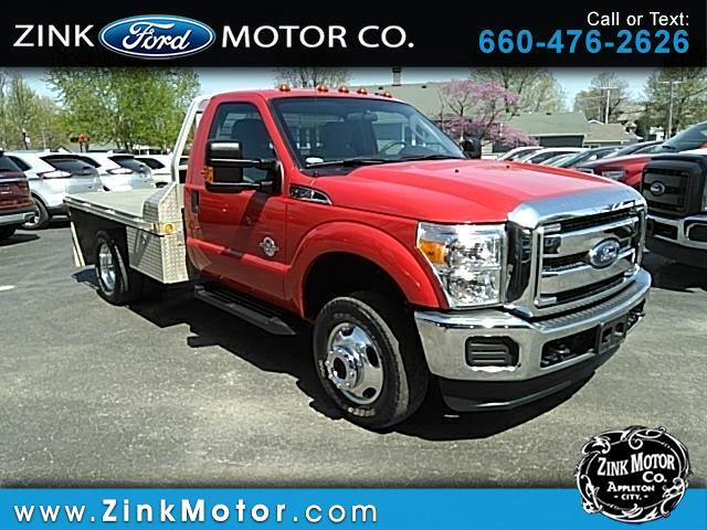 2015 Ford F-350 SD XLT 4WD DRW