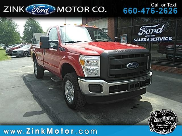 2015 Ford F-350 SD XL 4WD