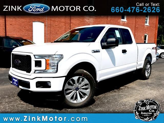 2018 Ford F-150 STX SuperCab 4WD