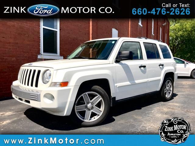2007 Jeep Patriot Limited 4WD