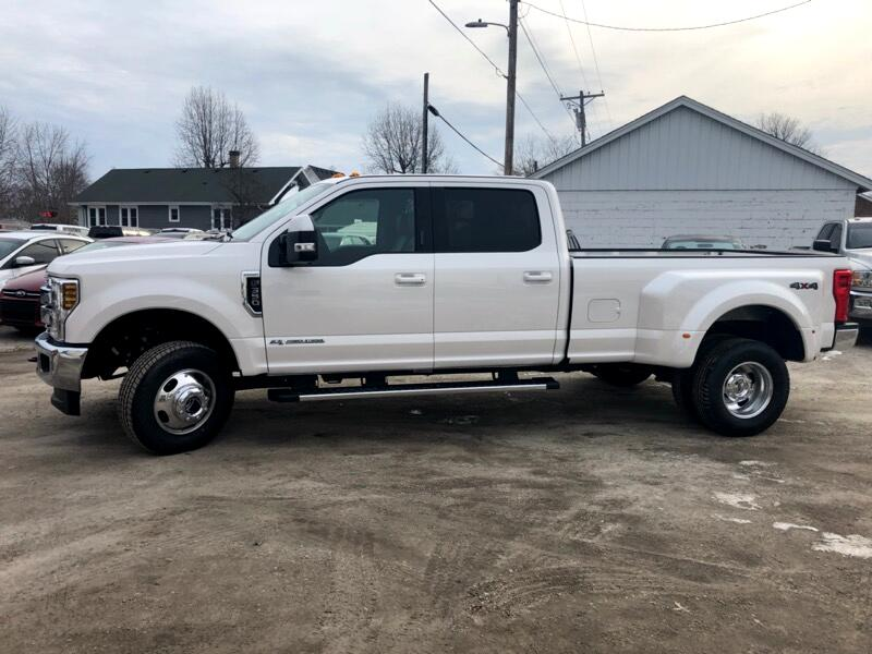 2019 Ford F-350 SD Lariat Crew Cab Long Bed DRW 4WD