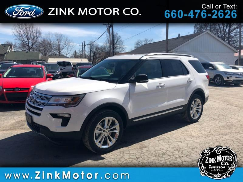 2019 Ford Explorer XLT 4WD