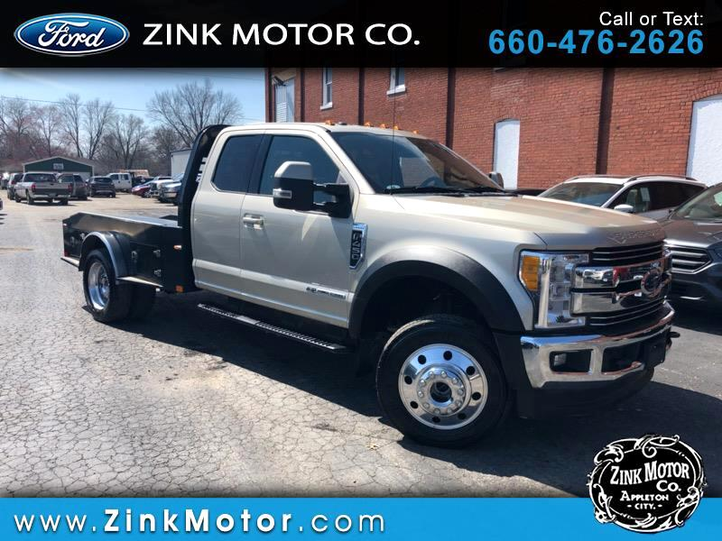 2017 Ford F-450 SD SuperCab DRW 4WD