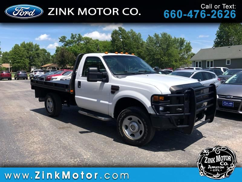 2008 Ford F-350 SD XL Reg. Cab 4WD