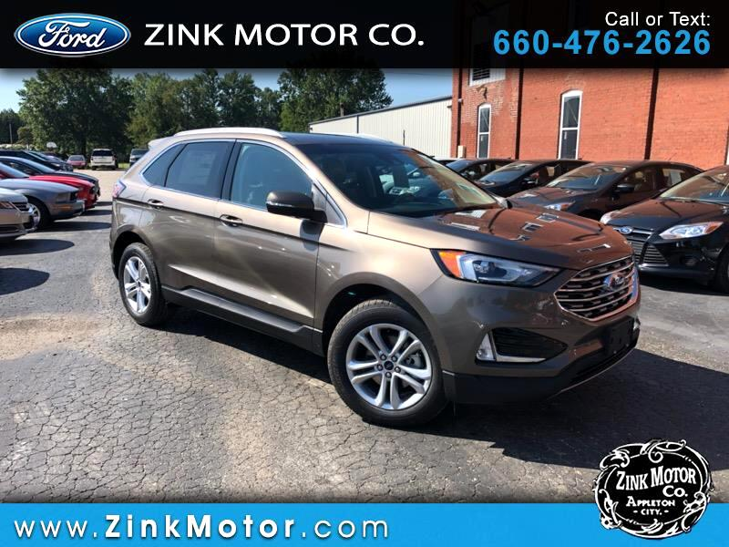 2019 Ford Edge 4dr SEL FWD