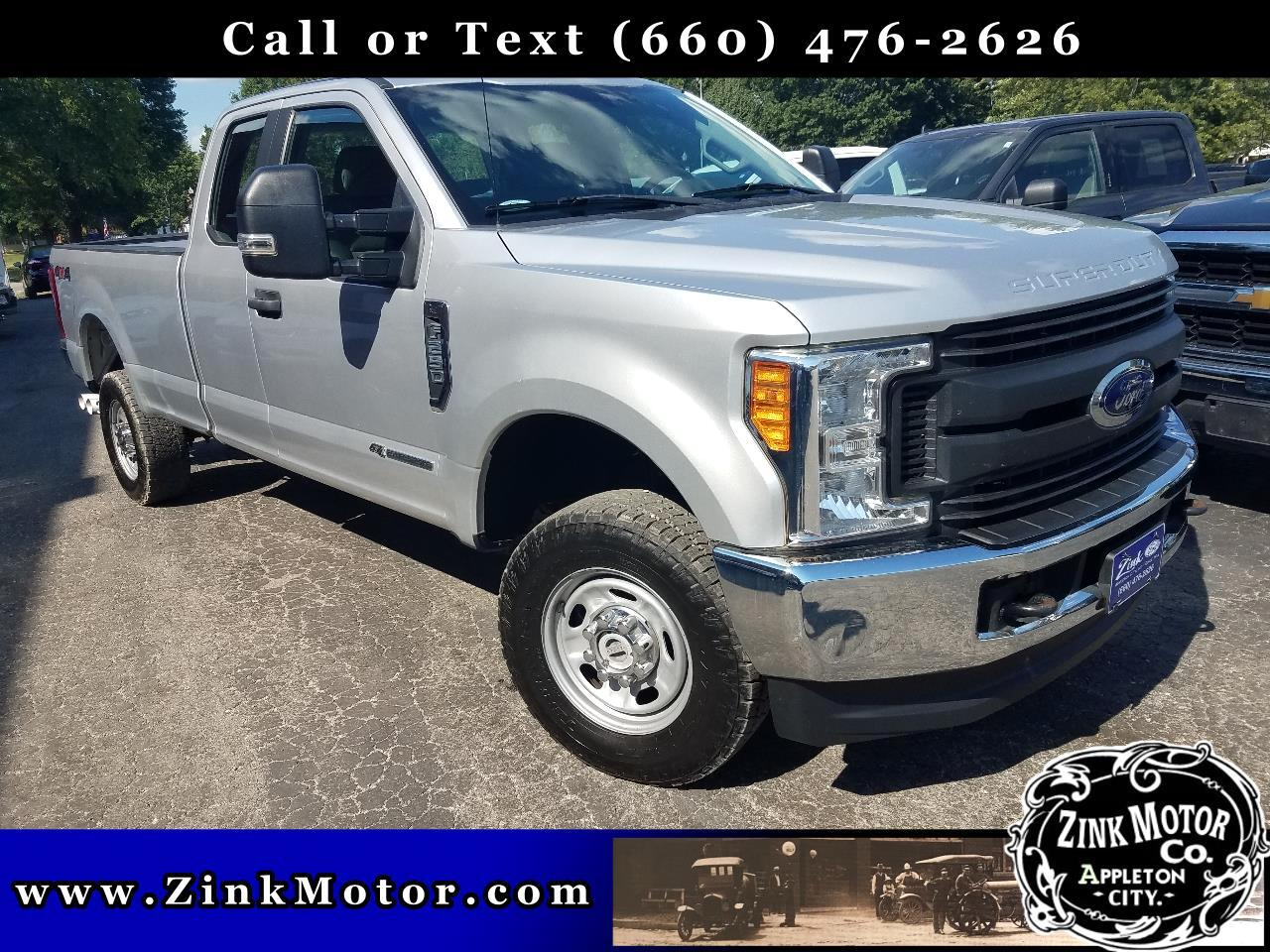 Ford Super Duty F-250 SRW XL 4WD SuperCab 8' Box 2017