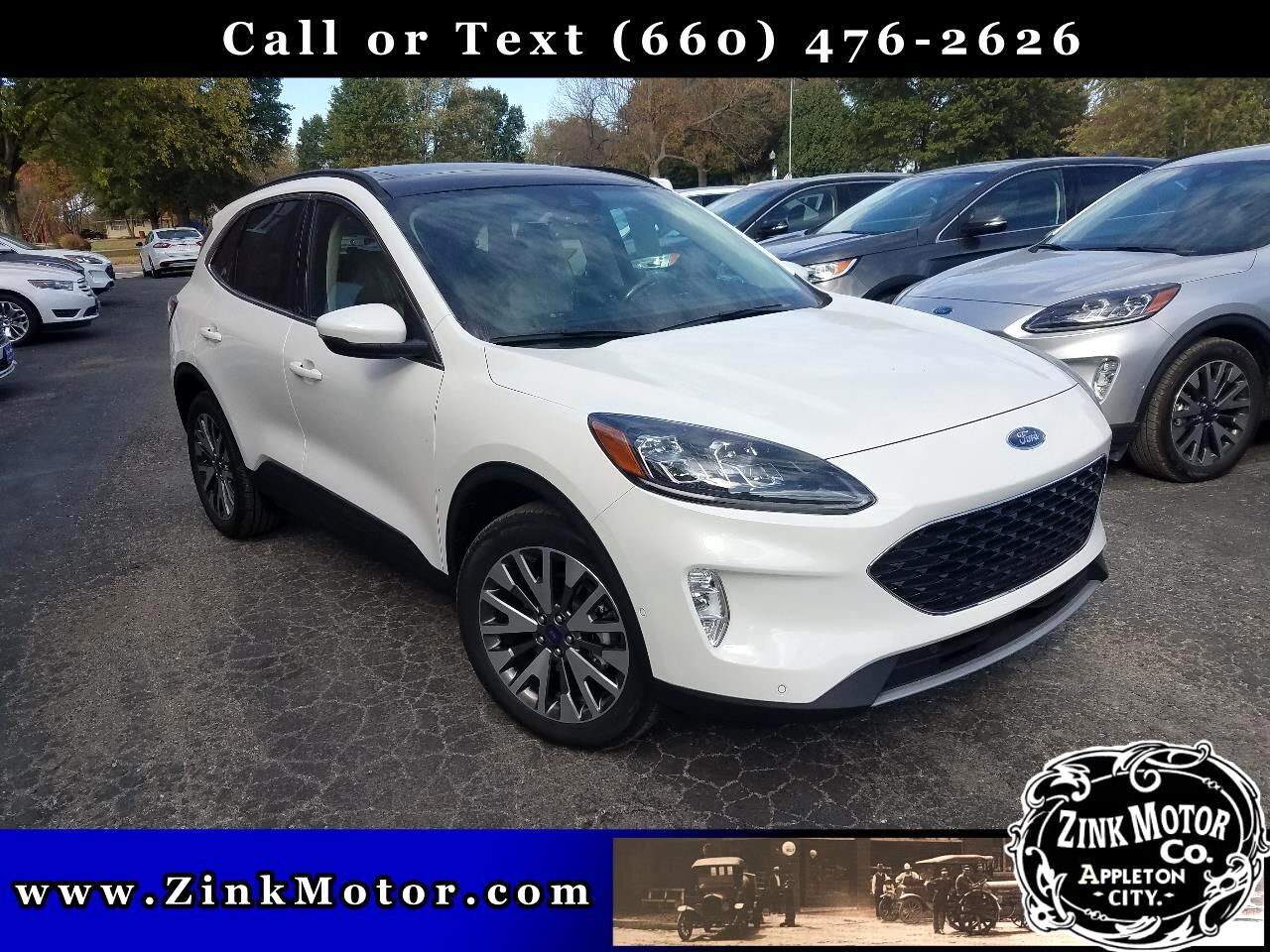 Ford Escape Titanium AWD 2020
