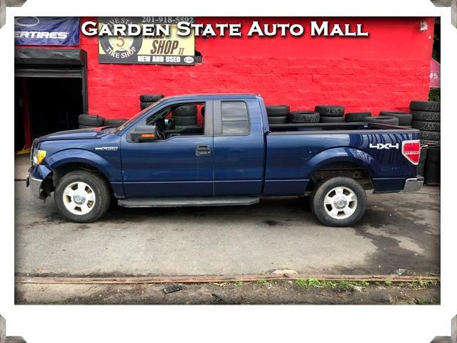 2011 Ford F-150 XLT 4WD SuperCab 6.5' Box