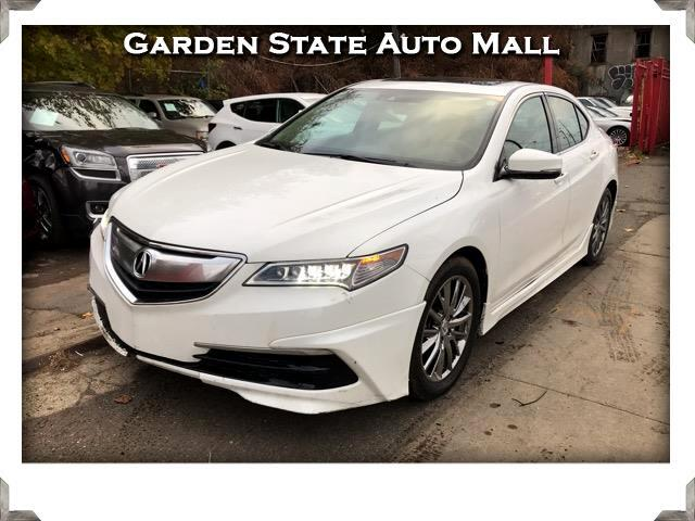2017 Acura TLX Technology Package 2.4L