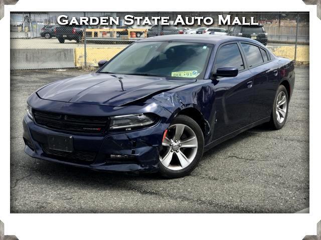 2016 Dodge Charger SXT RWD