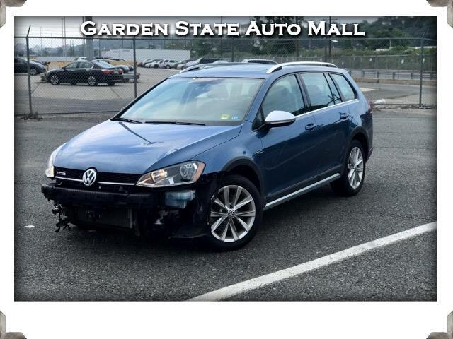 2017 Volkswagen Golf Alltrack TSI SEL 6A