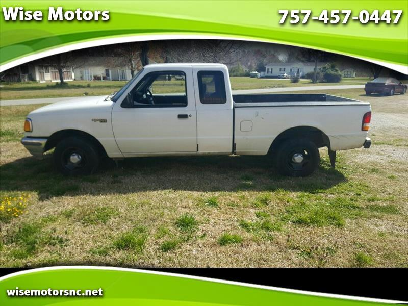 1995 Ford Ranger XL SuperCab 2WD