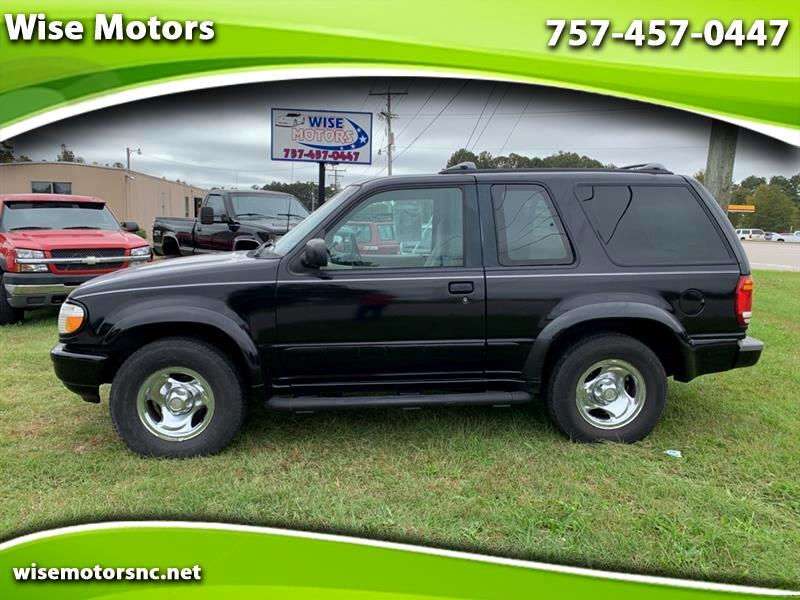Ford Explorer Sport 2-Door 4WD 1998