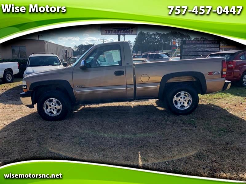 Chevrolet Silverado 1500 Regular Cab Short Bed 4WD 1999