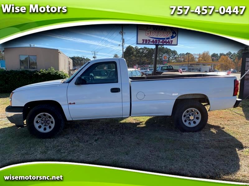Chevrolet Silverado 1500 Long Bed 4WD 2005