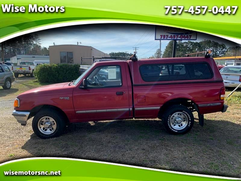 Ford Ranger XL Reg. Cab Short Bed 2WD 1995