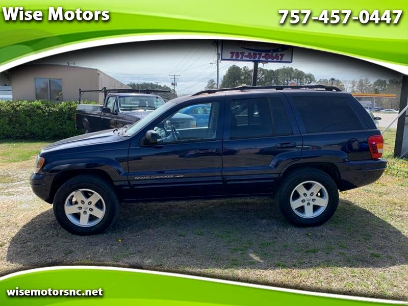 Jeep Grand Cherokee Limited 4WD 2004