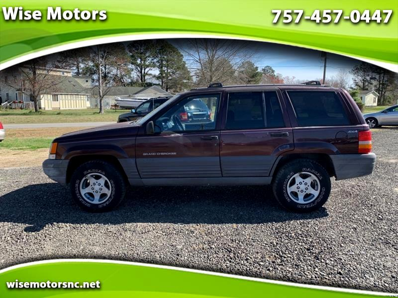 Jeep Grand Cherokee Laredo 4WD 1997
