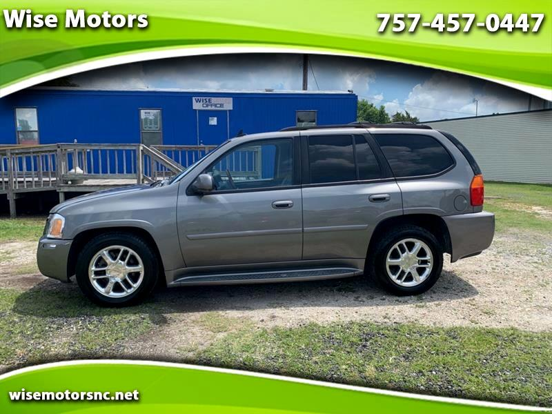 Used 2008 Gmc Envoy Xl Denali 4wd For Sale In Moyock Nc 27958 Wise Motors