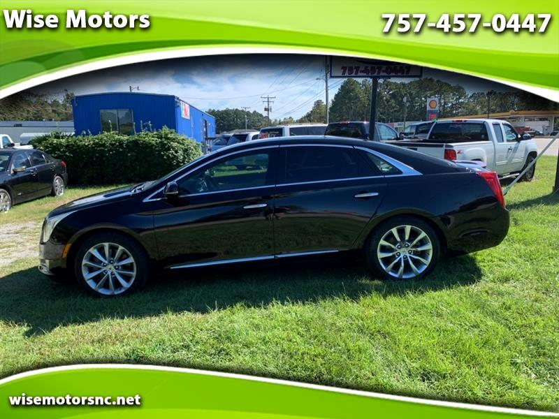 Cadillac XTS Luxury AWD 2013