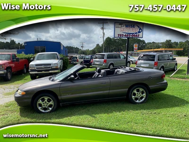 Chrysler Sebring JXi 2000
