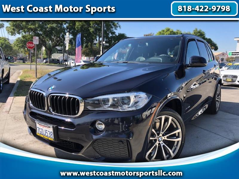 2014 BMW X5 xDrive35i M Sport Package