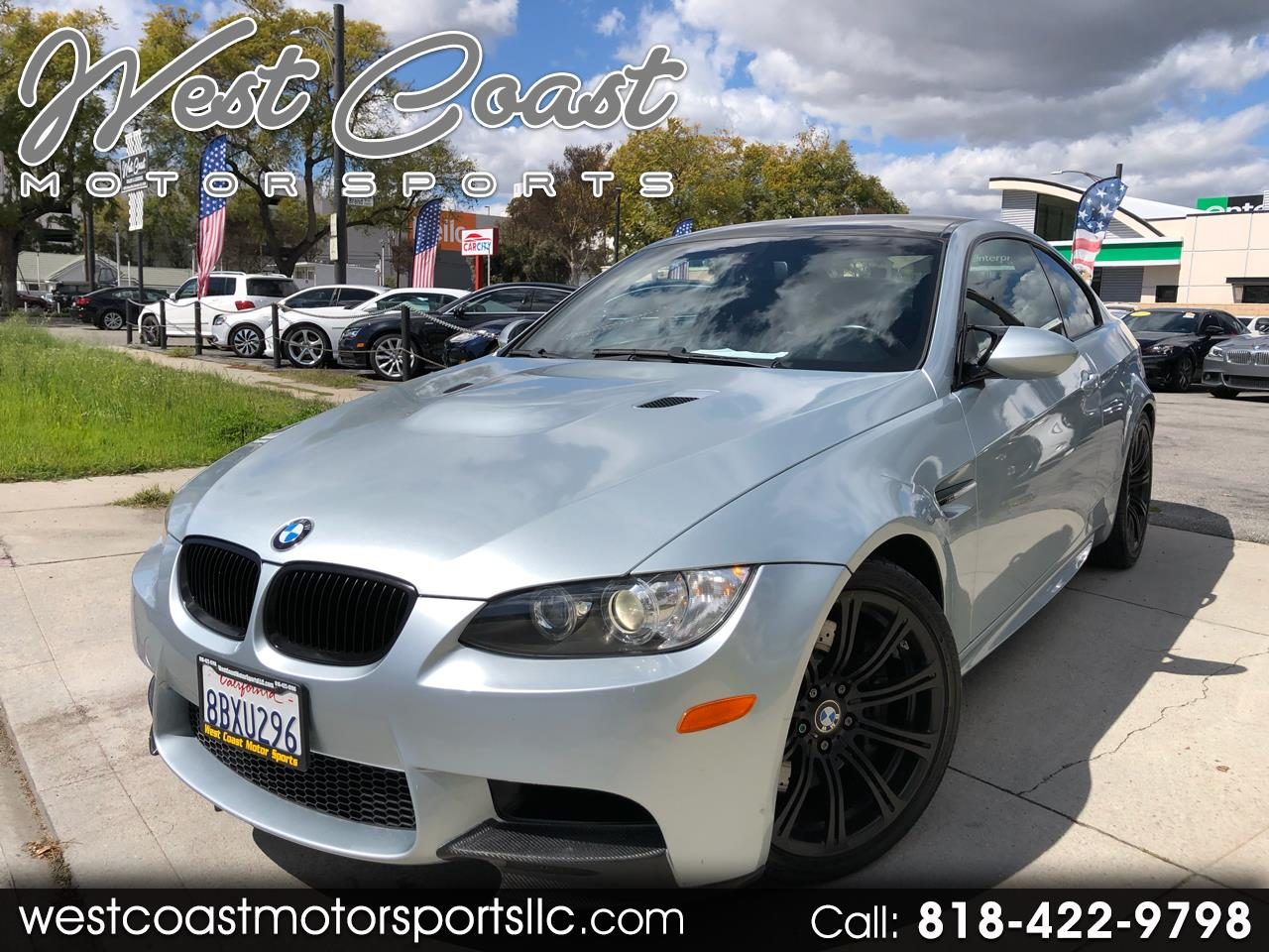2008 BMW 3 Series 2dr Coupe M3
