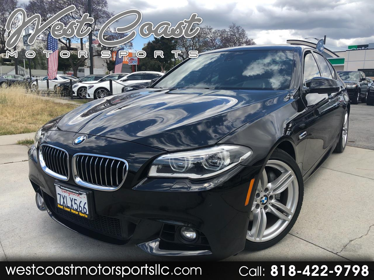 2014 BMW 5-Series 535 Msport pakg