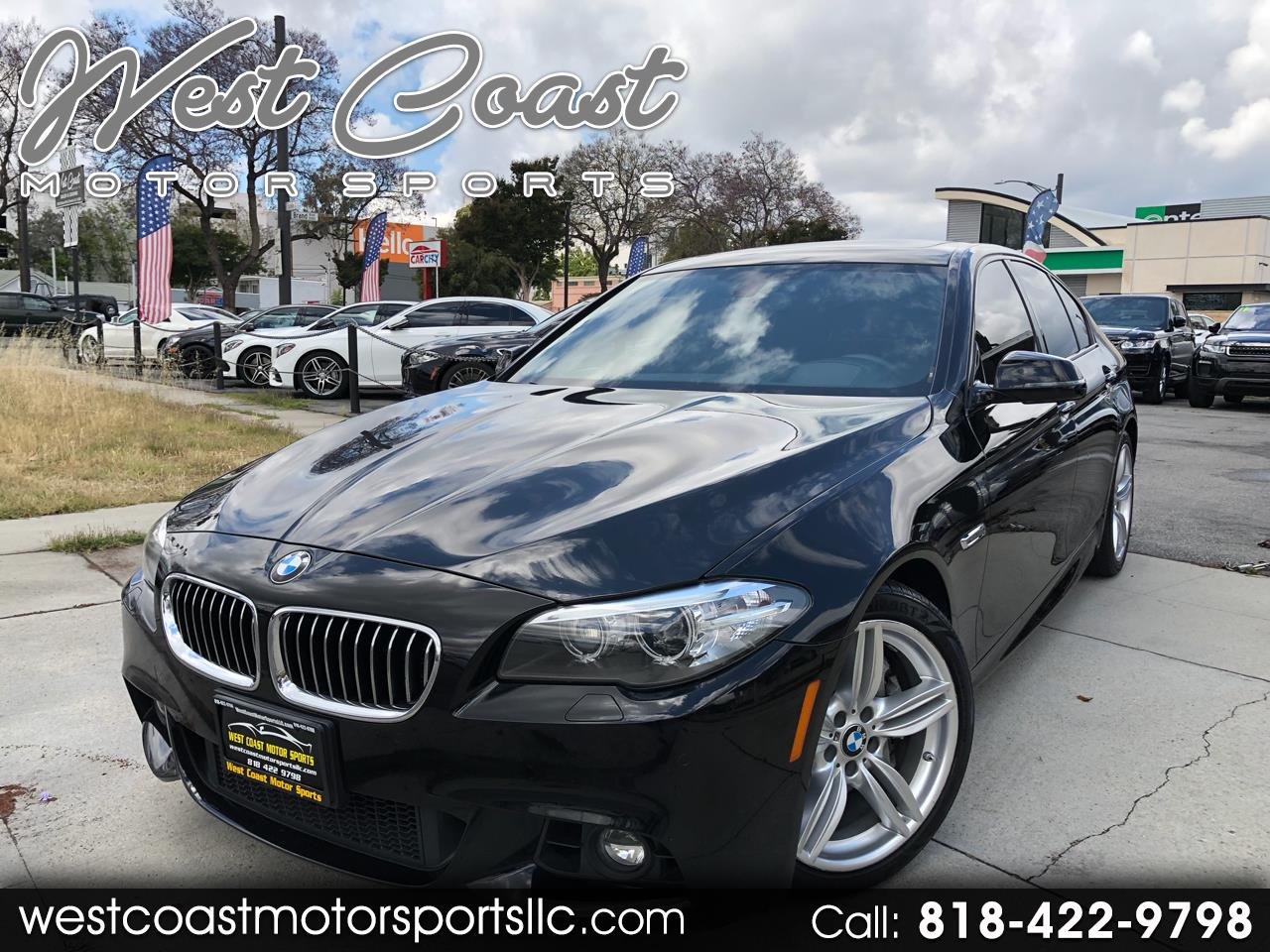 2015 BMW 5-Series 535 M  SPORT PAGK