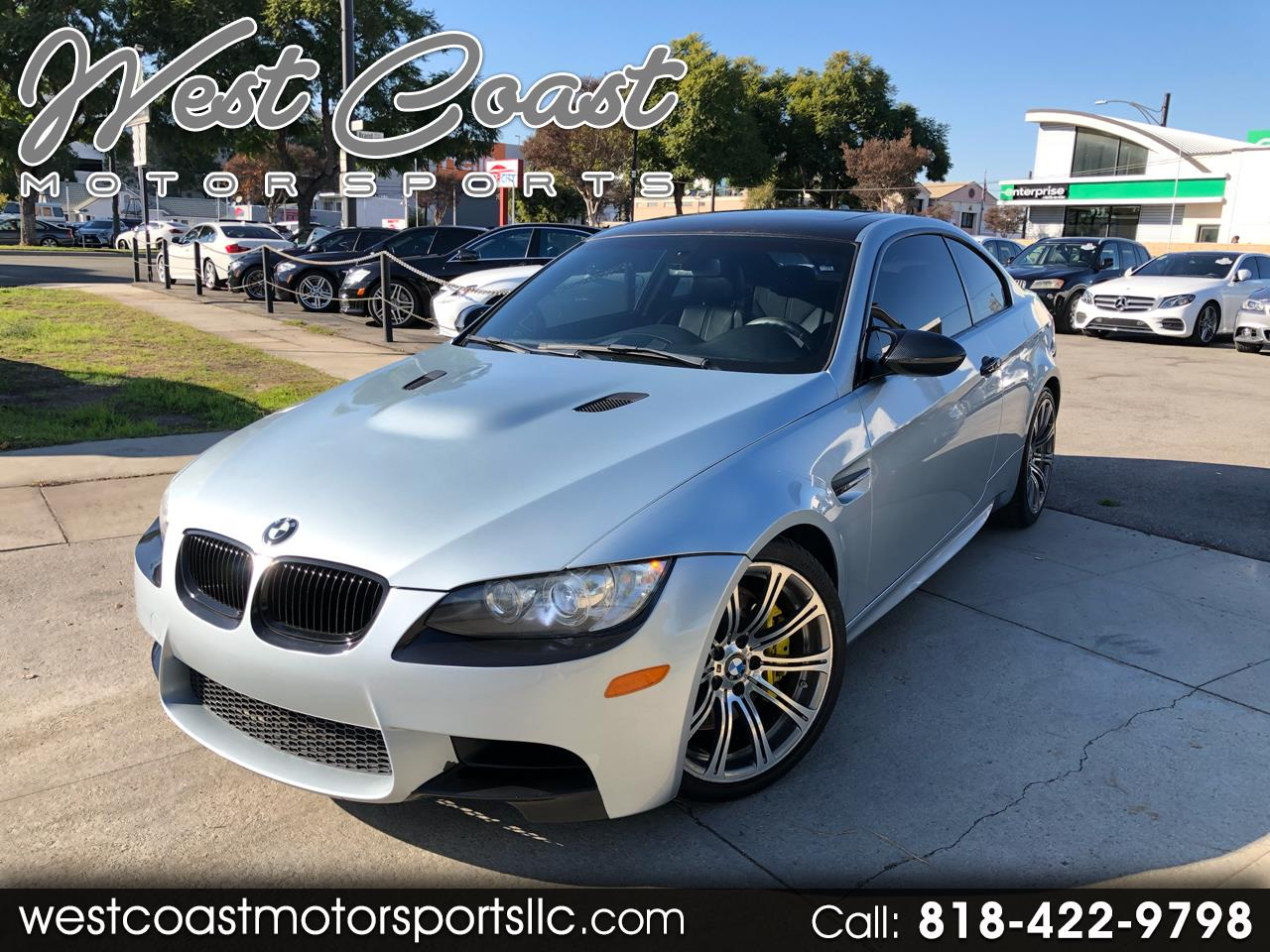 BMW M3 Coupe 2010