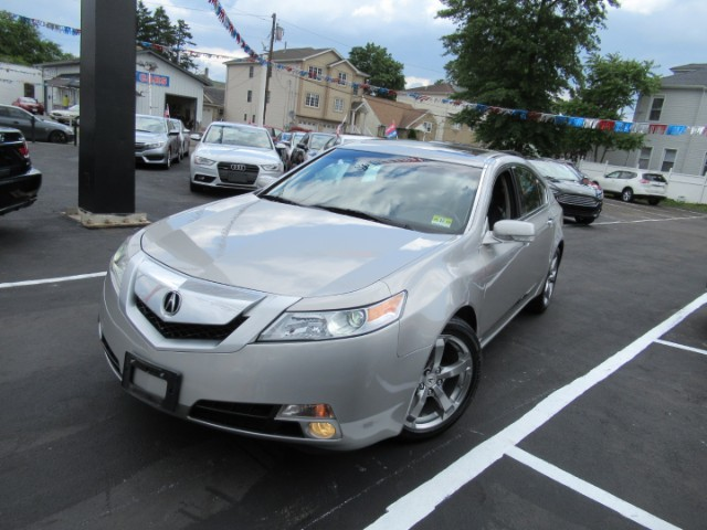 2010 Acura TL 5-Speed AT SH-AWD with Tech Package