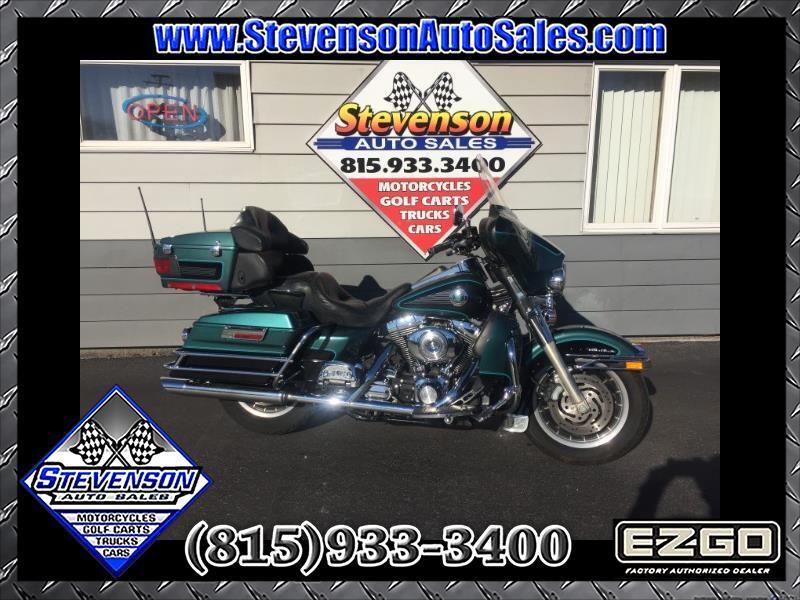 2001 Harley-Davidson FLHTCUI Ultra Classic